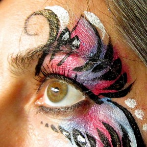 Lavender Moon Henna and Face Painting - Face Painter in Murphys, California