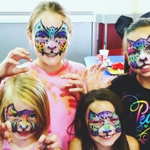 Lawrence Grech - Face Painter / Halloween Party Entertainment in Oklahoma City, Oklahoma