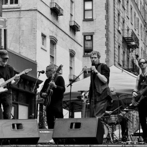 Lawrence Rush & Underground Harmony - Party Band in New York City, New York