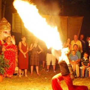 LBSpinnerZ Artz - Fire Performer / Sideshow in New Haven, Connecticut