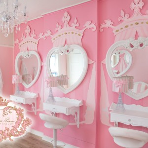 Le Petite Princesse Spa & Tea Parlour - Princess Party in Orange, California