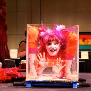 "Le Studio-""Le Petit Cirque"": Pro KID Aerialists - Circus Entertainment in Los Angeles, California"
