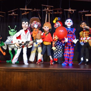 Le Theatre de Marionette - Children's Party Entertainment in Dallas, Texas