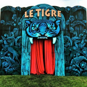 Le Tigre Circus Tent - Traveling Circus / Circus Entertainment in Sonoma, California