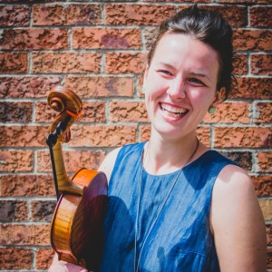 Lea Kirstein - Violinist in Toronto, Ontario
