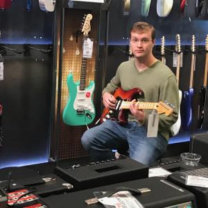 Austin Smith - Solo Guitarist - Guitarist in Somerset, Kentucky
