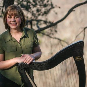 Leah Smith - Harpist in Chattanooga, Tennessee