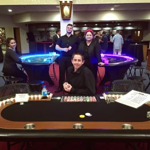Ace of Spades Casino Experience - Casino Party Rentals / College Entertainment in Orange County, California