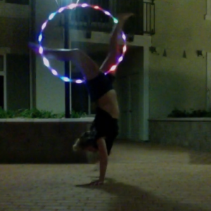 LED Hoop Dancing - Hoop Dancer in San Jose, California