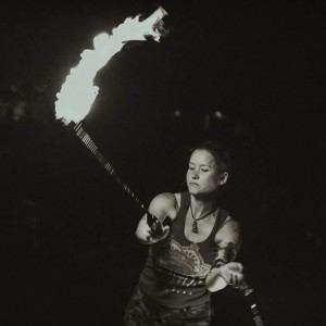 Melyxa Luna Fire Dancer - Fire Performer in Bristol, Tennessee