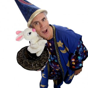 Lee Curtis the Magical Wizard - Children's Party Magician in Denver, Colorado