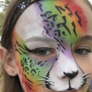 Left Handed Art - Face Painter / Halloween Party Entertainment in Boise, Idaho