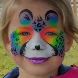 Legendary Faces - Face & Body Art - Face Painter / Outdoor Party Entertainment in Eugene, Oregon