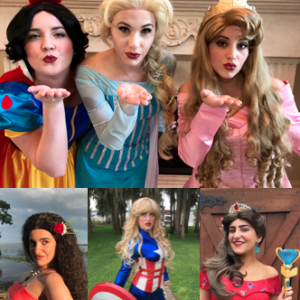 Legendary Knights Entertainment - Children's Party Entertainment / Princess Party in Winter Haven, Florida