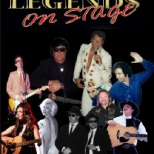 Legends On Stage - Impersonator / Look-Alike in Buffalo, New York