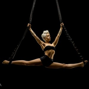 Lei Lei de Kirby - Aerialist / Las Vegas Style Entertainment in San Francisco, California