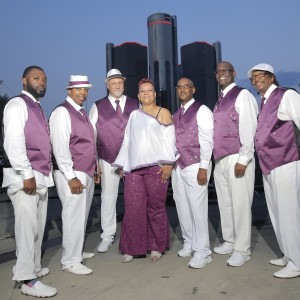 Denise Davis and the Motor City Sensations - Motown Group / Prince Tribute in Detroit, Michigan