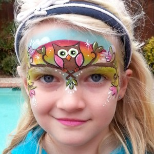 Leila's Art Corner - Face Painter in Wylie, Texas