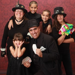 LeMasters of Magic - Illusionist / Halloween Party Entertainment in Riverside, California