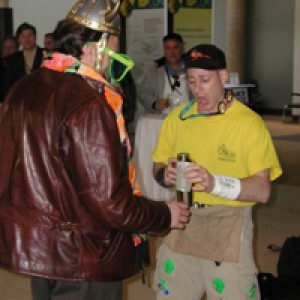 The Lemonade Shaking Guy - Interactive Performer / Halloween Party Entertainment in Baltimore, Maryland