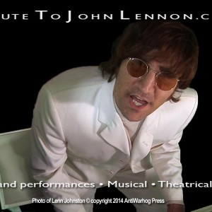Lenn Johnston - John Lennon Impersonator in New York City, New York