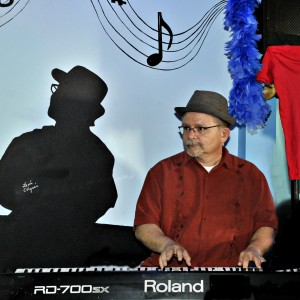 Leon Olguin - Pianist in Asheville, North Carolina