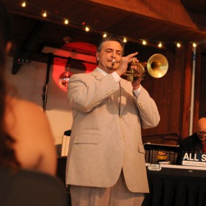 Leonardo Bacigalupi - Trumpet Player / Latin Jazz Band in Fort Lauderdale, Florida