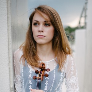 Leslee Smucker - Violinist in Boulder, Colorado