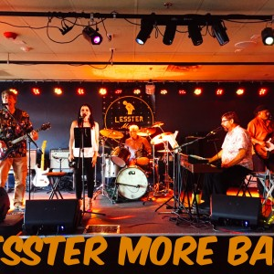 Lesster More band - Classic Rock Band in Denver, Colorado