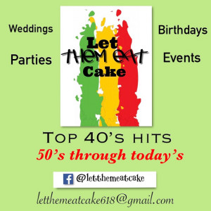 Let Them Eat Cake - Top 40 Band in Red Bank, New Jersey