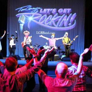 Let's Get Rockin'! - Karaoke Band / Disco Band in Orlando, Florida
