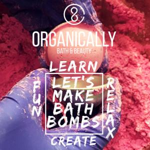 Let's Make Bath Bombs - Arts & Crafts Party in San Antonio, Texas