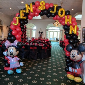 Letts Party - Balloon Decor in Trenton, New Jersey