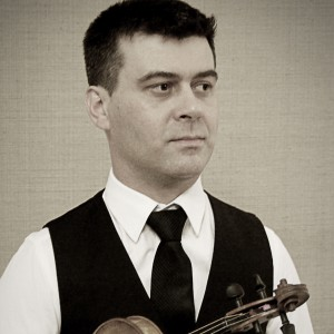 Lev Ryadchenko - Violinist in Dallas, Texas