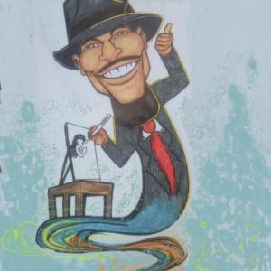 LeVar Reese/ Laughing Line - Caricaturist / Arts & Crafts Party in Charlotte, North Carolina