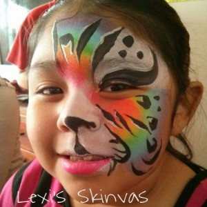 Lexi's Skinvas - Face Painter / College Entertainment in Dallas, Texas