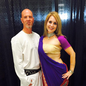 Leyla and Paris - Belly Dancer in Salt Lake City, Utah