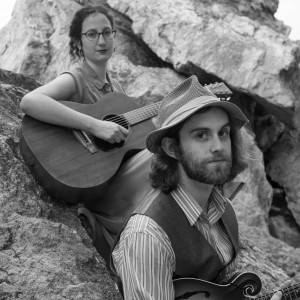 Liam and Allegra: Old Time Americana - Americana Band / Bluegrass Band in Berkeley, California