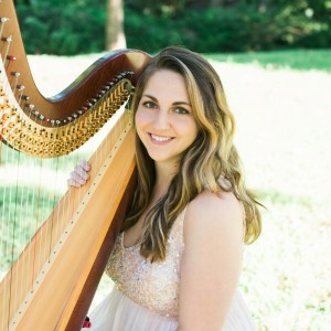 Liana Alpino, Harpist