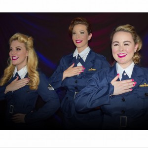 Liberty Gals - Andrews Sisters Tribute Show in Philadelphia, Pennsylvania