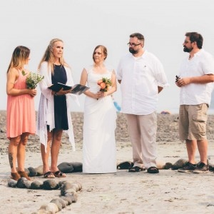 Life-Cycle Ceremonies - Wedding Officiant in Comox, British Columbia