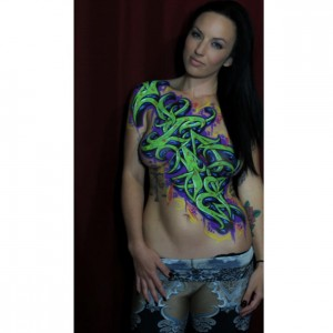 Life Art - Body Painter / Airbrush Artist in San Clemente, California