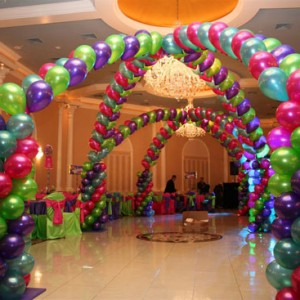 Life O' The Party - Balloon Decor / Bar Mitzvah DJ in Hackensack, New Jersey
