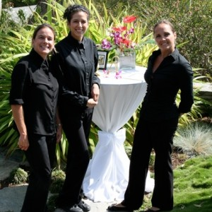 Life of the Party - Waitstaff / Tea Party in Capistrano Beach, California