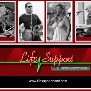 Life Support Band - Wedding Band in Dewitt, Michigan