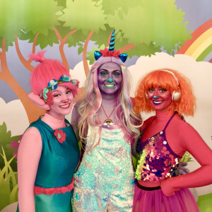 Life's A Beach - Face Painter / Princess Party in Pittsburgh, Pennsylvania