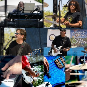 Lifetime Rocker - Cover Band / Classic Rock Band in Temecula, California