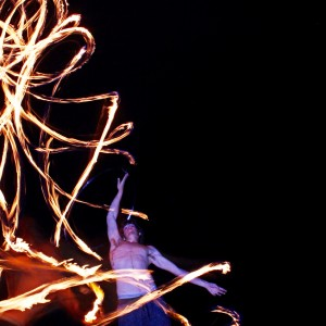 Light trails hoop dance - Fire Performer / Hoop Dancer in Hemet, California
