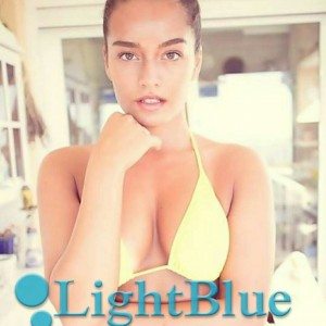 LightBlue Promotions - Model in Miami, Florida