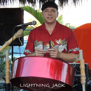 Lightning Jack Steel Drum Band - Steel Drum Player / Singing Guitarist in St Petersburg, Florida